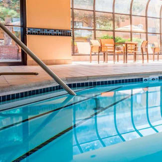 Select Arlington Heights North indoor pool