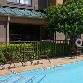 Select Dallas Richardson outdoor pool 2