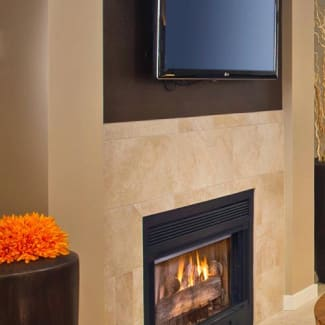 Select Tinton Falls Eatontown Lobby Fireplace