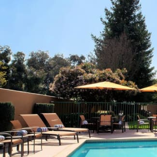 Select San Ramon pool
