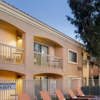 Select Camarillo outdoor pool