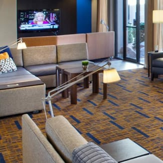 Select Scottsdale at Mayo Lobby