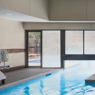 Select Newport Middletown indoor pool