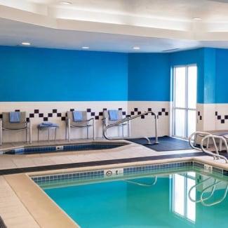 Select Seattle Renton indoor pool