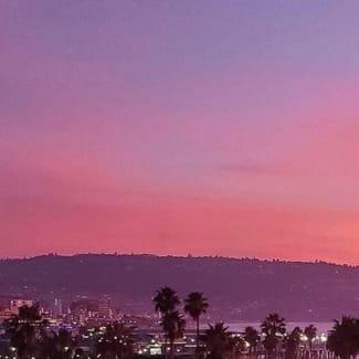 Sonesta Redondo Beach sunset