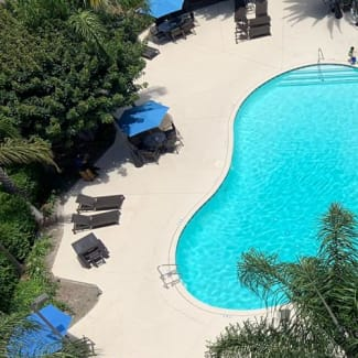 Sonesta Anaheim Resort Area pool