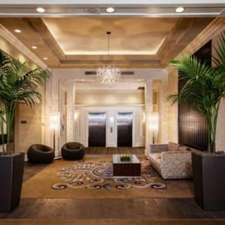 The Alexis Royal Sonesta Hotel Lobby