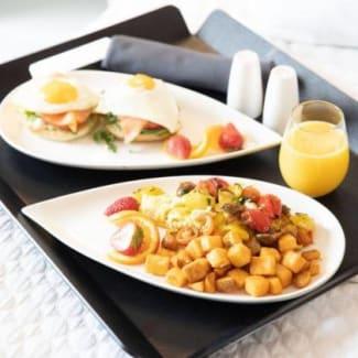 Lockwood Breakfast Tray, In-room Dining