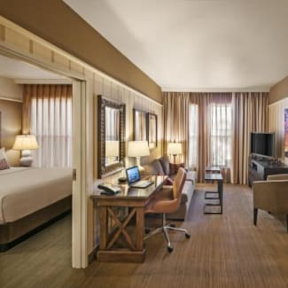 Sonesta Suites Scottsdale Ganiey Ranch Two Bedroom Suite
