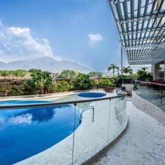 Sonesta Hotel Valledupar Swimming Pool