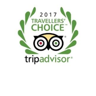 2017 Travellers' Choice TripAdvisor Award