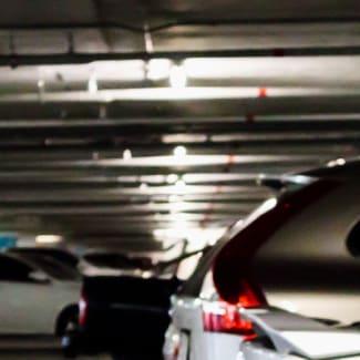 Parking at Sonesta Emeryville
