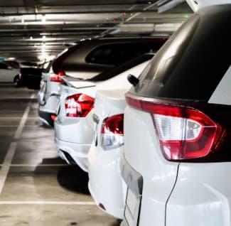 Parking at Sonesta Denver Downtown