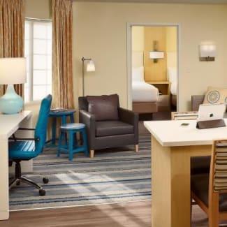 Sonesta ES Suites Andover Two-Bedroom Suite