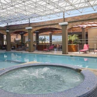 LOJ SH Pool & Terrace