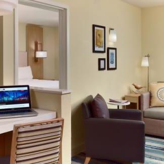 PAR ES Parsippany One Bedroom Suite