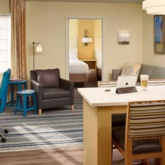 Sonesta ES Suites Parsippany Two-Bedroom Suite