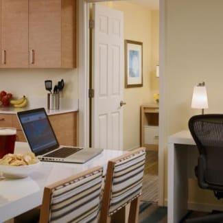 Sonesta ES Suites Princeton Two-Bedroom Suite