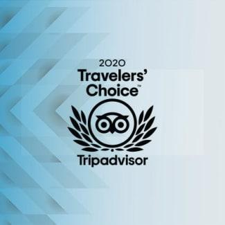 2020 Travelers' Choice Award
