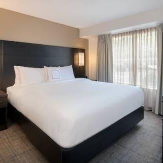 One Bedroom Suite King Bedroom