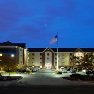 Sonesta Simply Suites Cleveland North Olmsted Airport Hotel Exterior