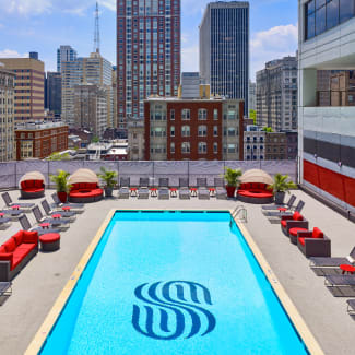 Sonesta Philadelphia pool