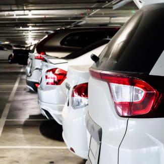 Parking at Sonesta ES Suites New Orleans