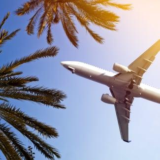 Miami Airplane