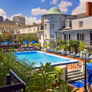 Royal Sonesta New Orleans Oasis Pool
