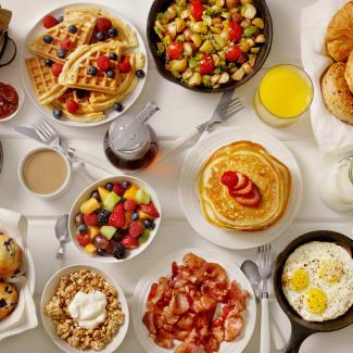 American Classic Breakfast