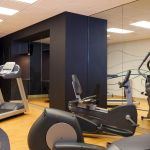 Fitness Center with Elipticals and Treadmills