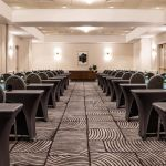 Downtown Portland Conference Room with Tables