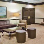 Atlanta Airport Hotel Indoor Sitting Area