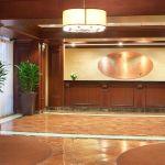 Atlanta Airport Hotel Lobby Sitting Area