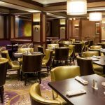 Atlanta Hotel Restaurant Seating Area