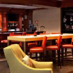 Atlanta Airport Hotel Lobby Bar Seating