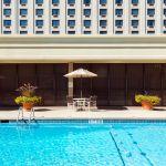 Atlanta Airport Hotel Outdoor Swimming Pool