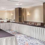 Charlotte Hotel Ballroom Meeting Tables Chairs