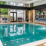 Charlotte Hotel Accessible Indoor Swimming Pool