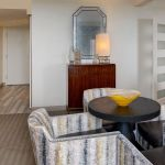 Charlotte Hotel Presidential Suite Sitting Area