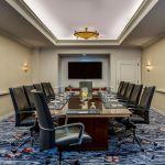Charlotte Hotel Meeting Room Boardroom Table