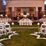 Wedding Ceremony Terrace Lawn