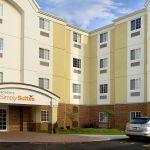 Sonesta Simply Suites Plano Frisco Hotel Exterior Entrance