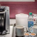 Denver Hotel Keurig Coffee Station
