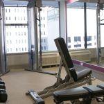 Denver Fitness Center Interior