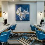 Denver Business Center Vestibule