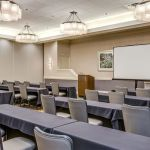 Denver Meeting Room With Projector Screen
