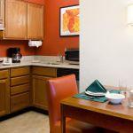 Studio and One Bedroom Suite Kitchen