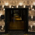 Chicago Loop Hotel Staircase and Hallway
