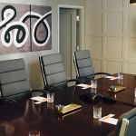Chicago Loop Boardroom with Table